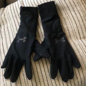 Under Armour gloves sz XS/S